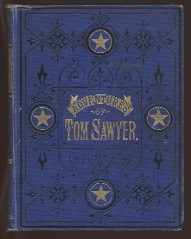Скачать fb2 книгу: The Adventures of Tom Sawyer