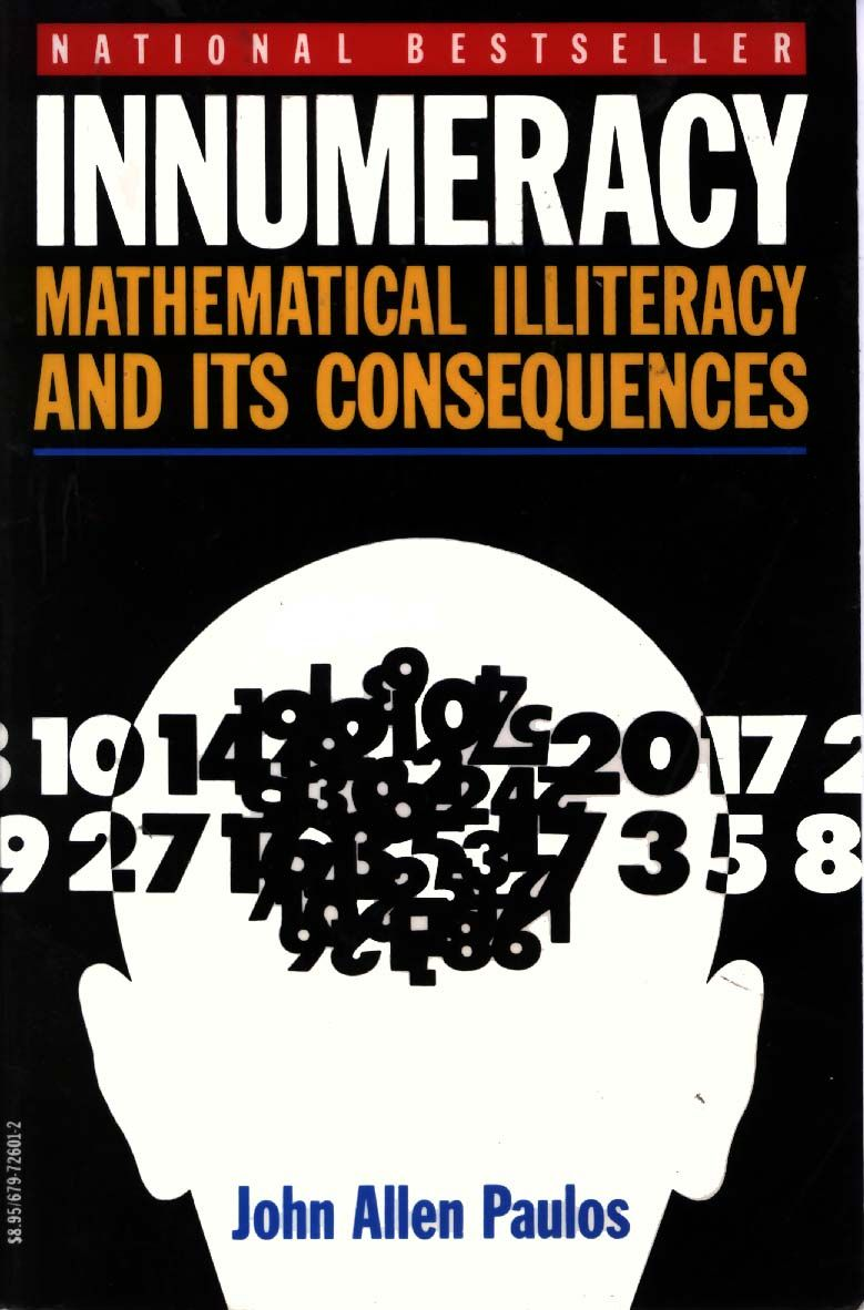 Скачать fb2 книгу: INNUMERACY: Mathematical Illiteracy and Its Consequences