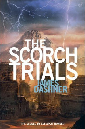 Скачать fb2 книгу: THE SCORCH TRIALS