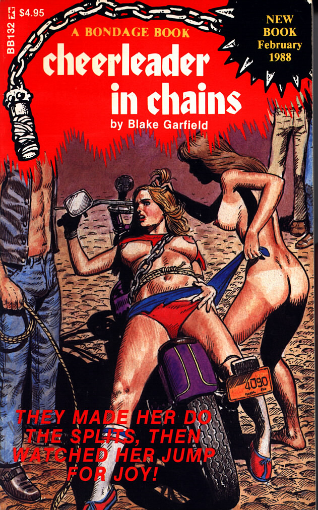 Скачать fb2 книгу: Cheerleader in chains