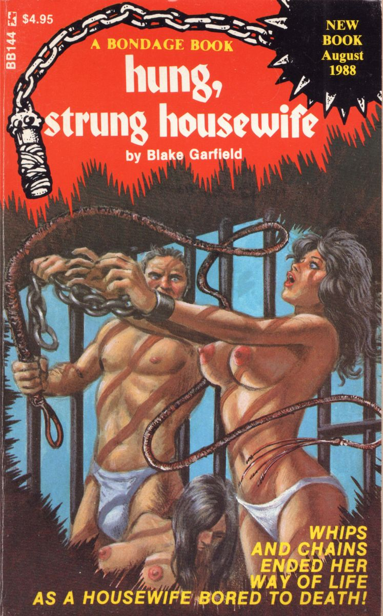 Скачать fb2 книгу: Hung, strung housewife.