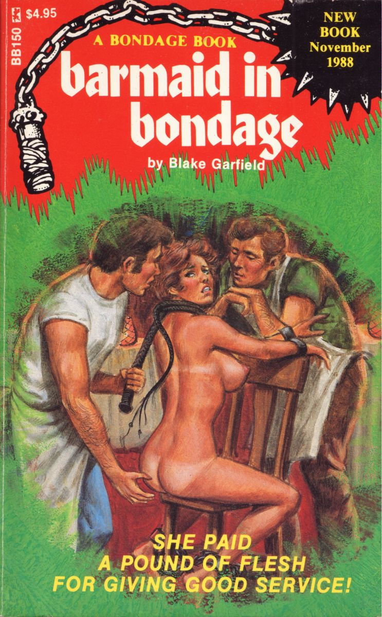Скачать fb2 книгу: Barmaid in bondage
