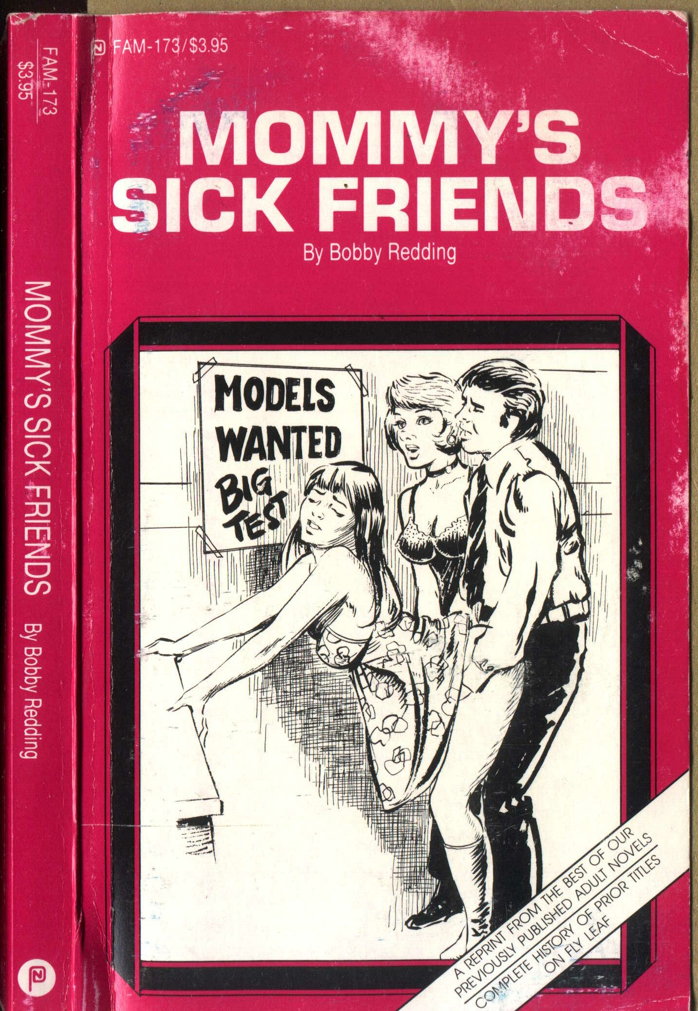 Скачать fb2 книгу: Mommy_s sick friends
