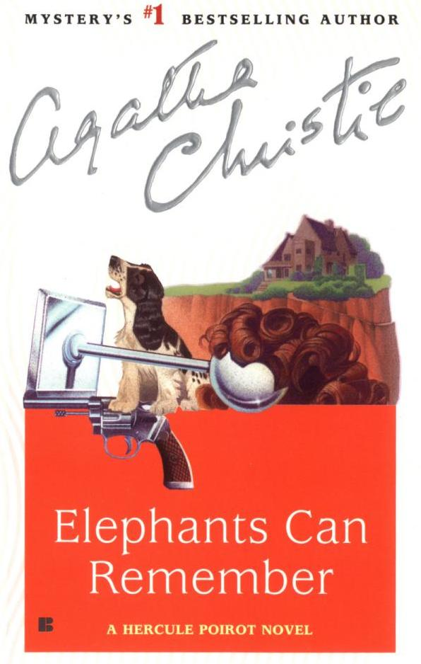 Скачать fb2 книгу: Elephants Can Remember