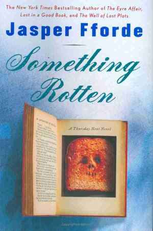 Скачать fb2 книгу: Something rotten